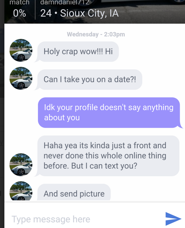 Why Would A Guy Deleted His Dating Profile